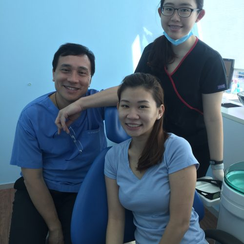 Affordable Braces Singapore - Patient Aileen