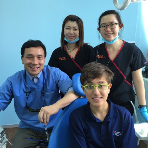 Affordable Braces Singapore - Patient Daniel