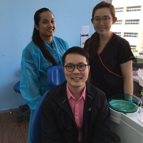 Affordable Braces Singapore - Patient Elmo