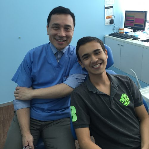 Affordable Braces Singapore - Patient Felix