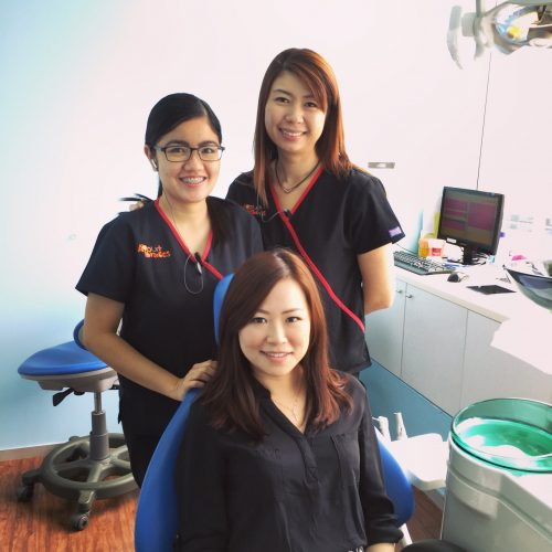 Affordable Braces Singapore - Patient Jermaine