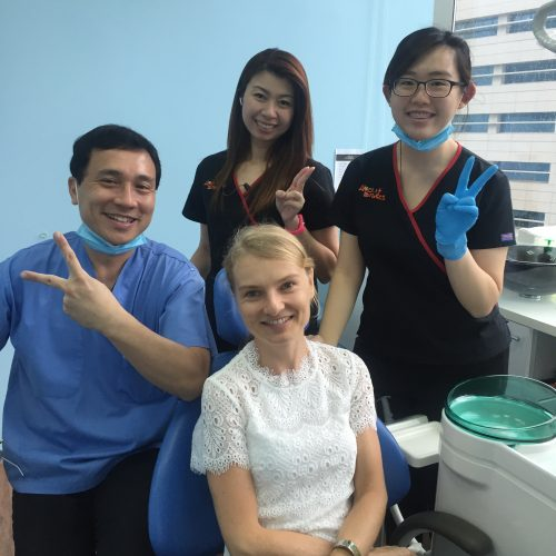 Affordable Braces Singapore - Patient Joanna