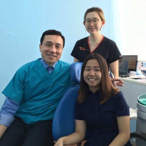 Affordable Braces Singapore - Patient Jocelyn