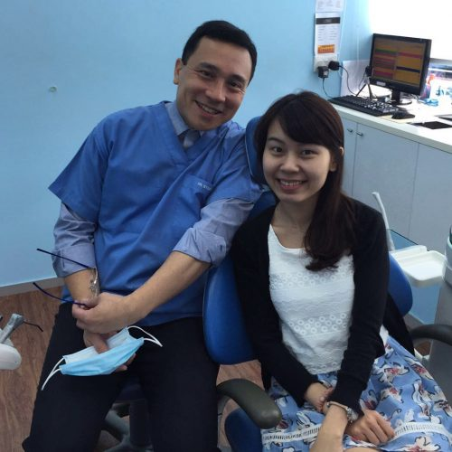 Affordable Braces Singapore - Patient Jun Rui