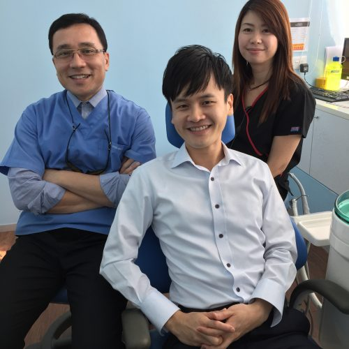 Affordable Braces Singapore - Patient Kevin