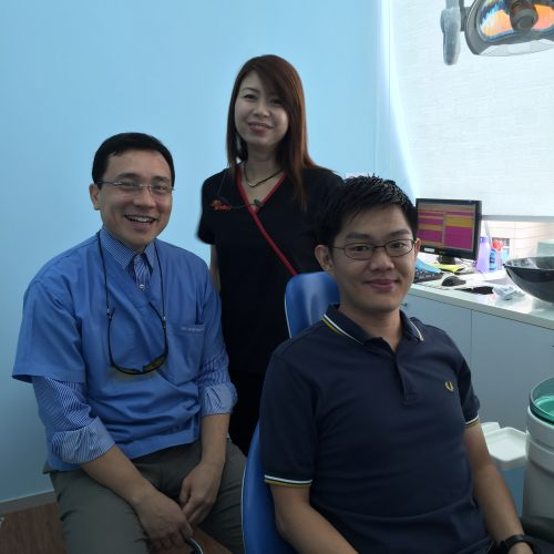 Affordable Braces Singapore - Patient Kristoffer