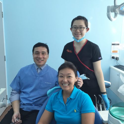 Affordable Braces Singapore - Patient Michelle