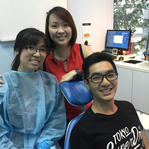Affordable Braces Singapore - Patient Nigel