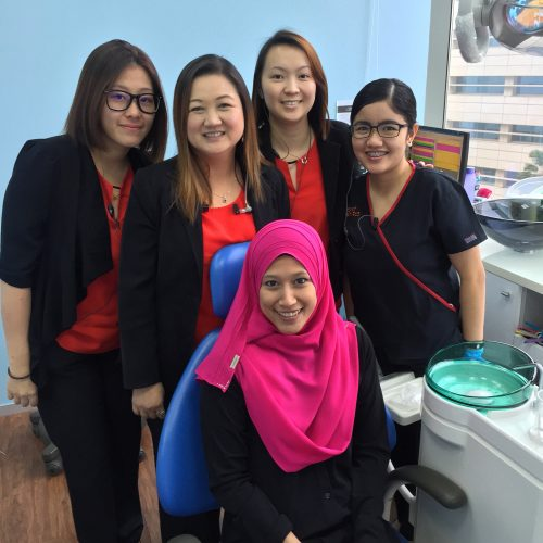 Affordable Braces Singapore - Patient  Nurul Aini