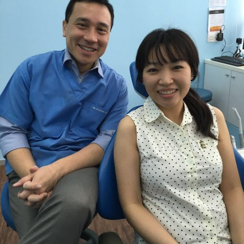 Affordable Braces Singapore - Patient Renee