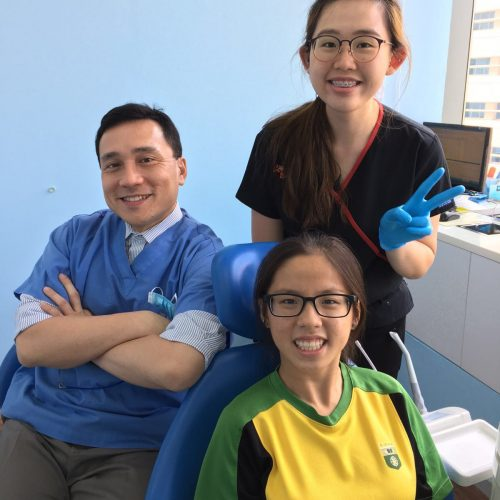 Affordable Braces Singapore - Patient Rui En