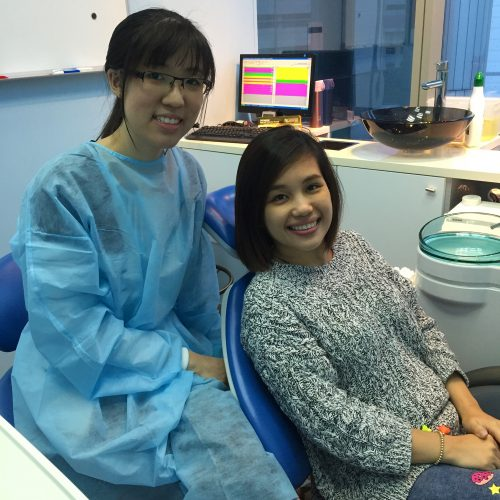 Affordable Braces Singapore - Patient  Shelly