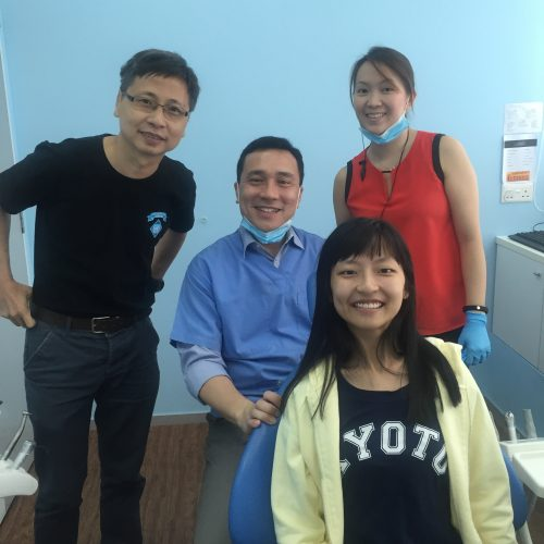 Affordable Braces Singapore - Patient Sher Ting