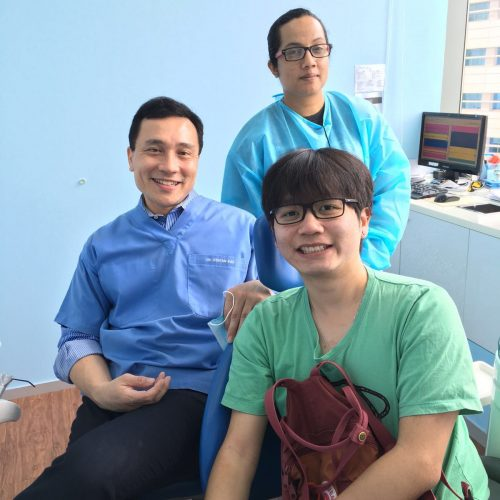 Affordable Braces Singapore - Patient Shi Guan