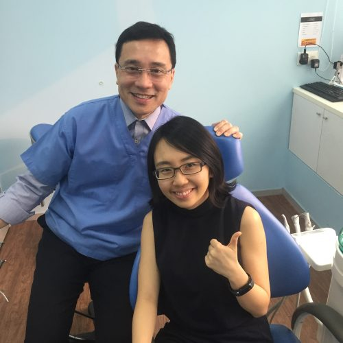 Affordable Braces Singapore - Patient Shirely