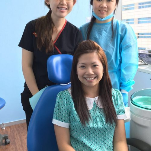 Affordable Braces Singapore - Patient Shirleen