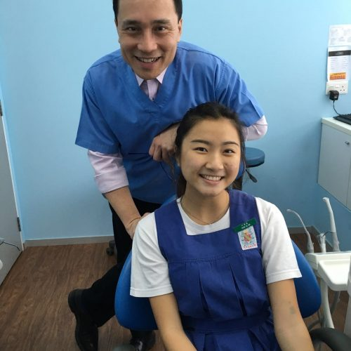 Affordable Braces Singapore - Patient Tessa
