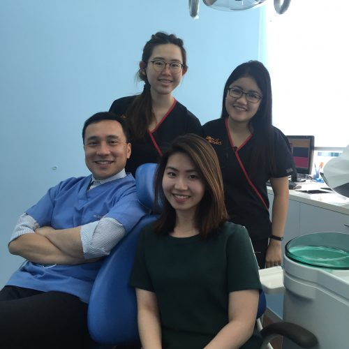 Affordable Braces Singapore - Patient Wan Lin