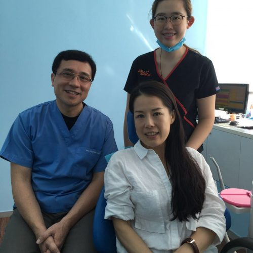 Affordable Braces Singapore - Patient Yanni
