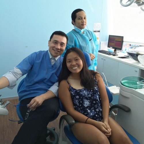 Affordable Braces Singapore - Patient Yun Yee
