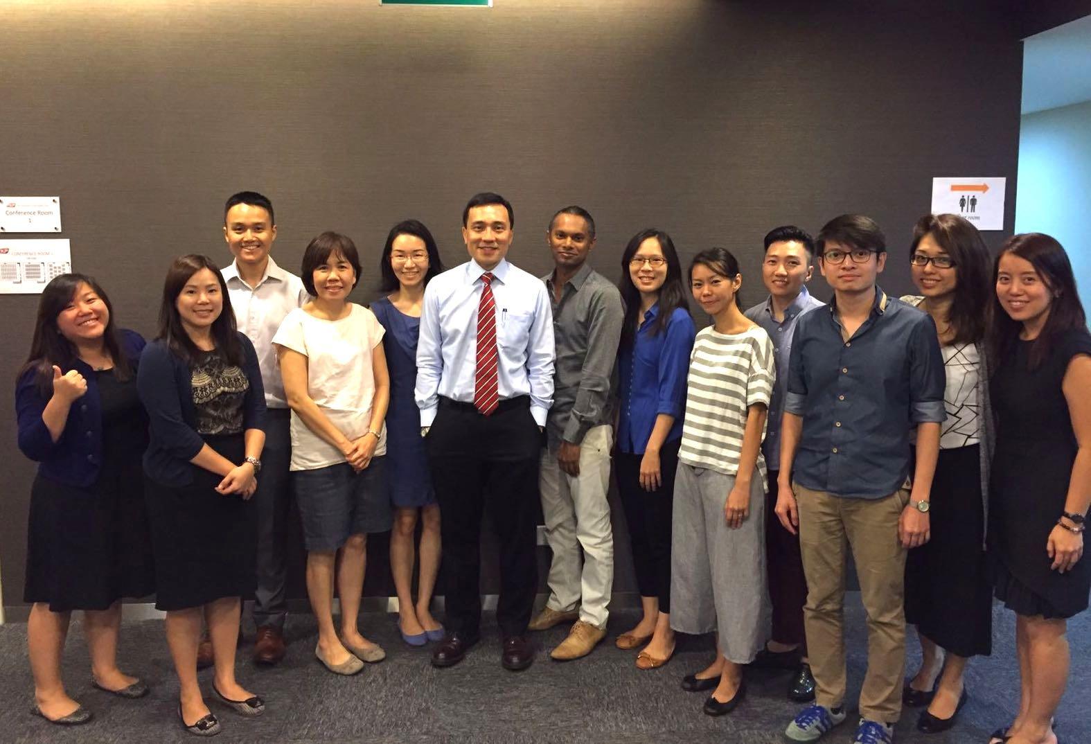 Affordable Braces Singapore - Singapore August Lecture 1