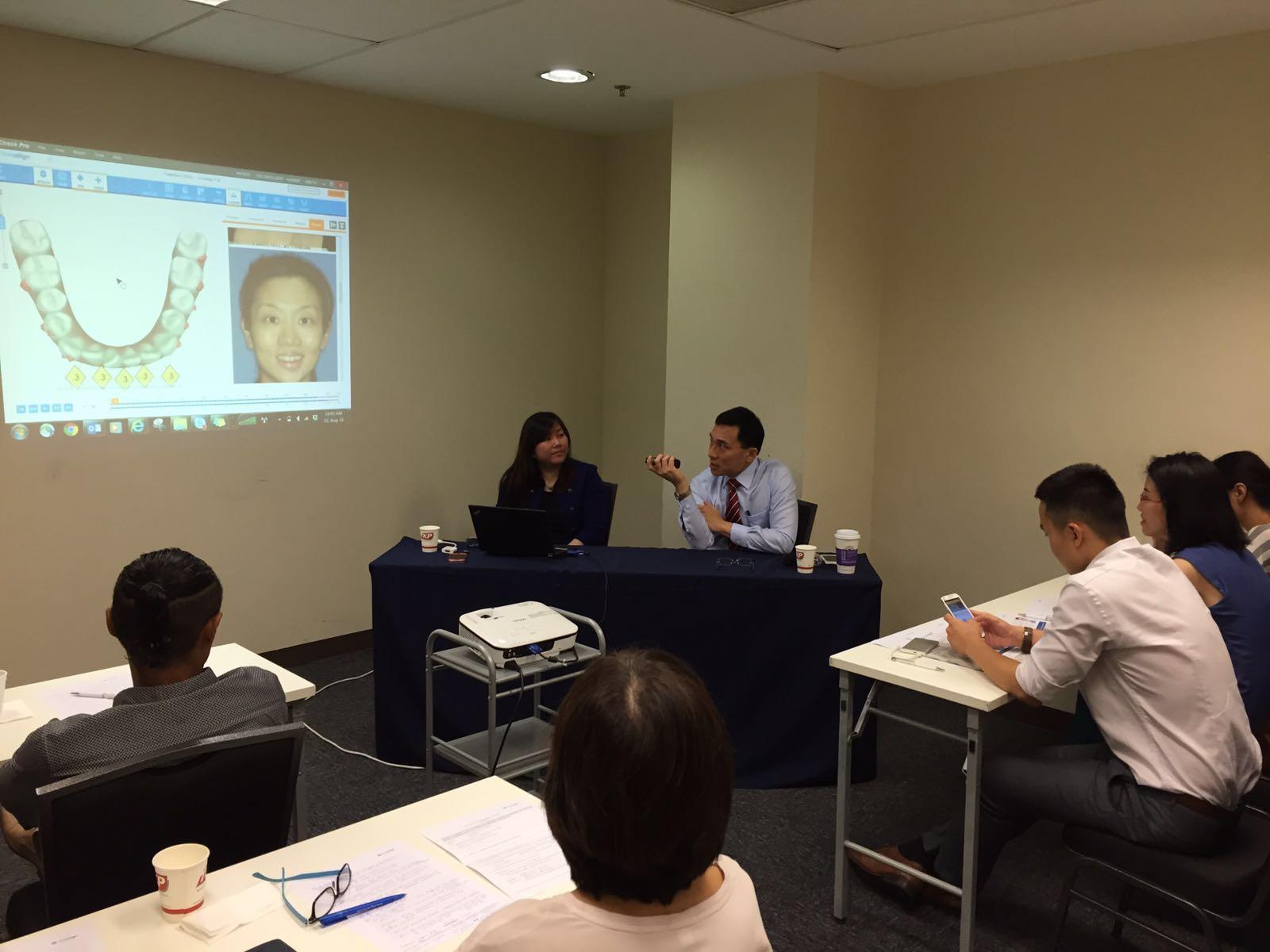 Affordable Braces Singapore - Singapore August Lecture 4