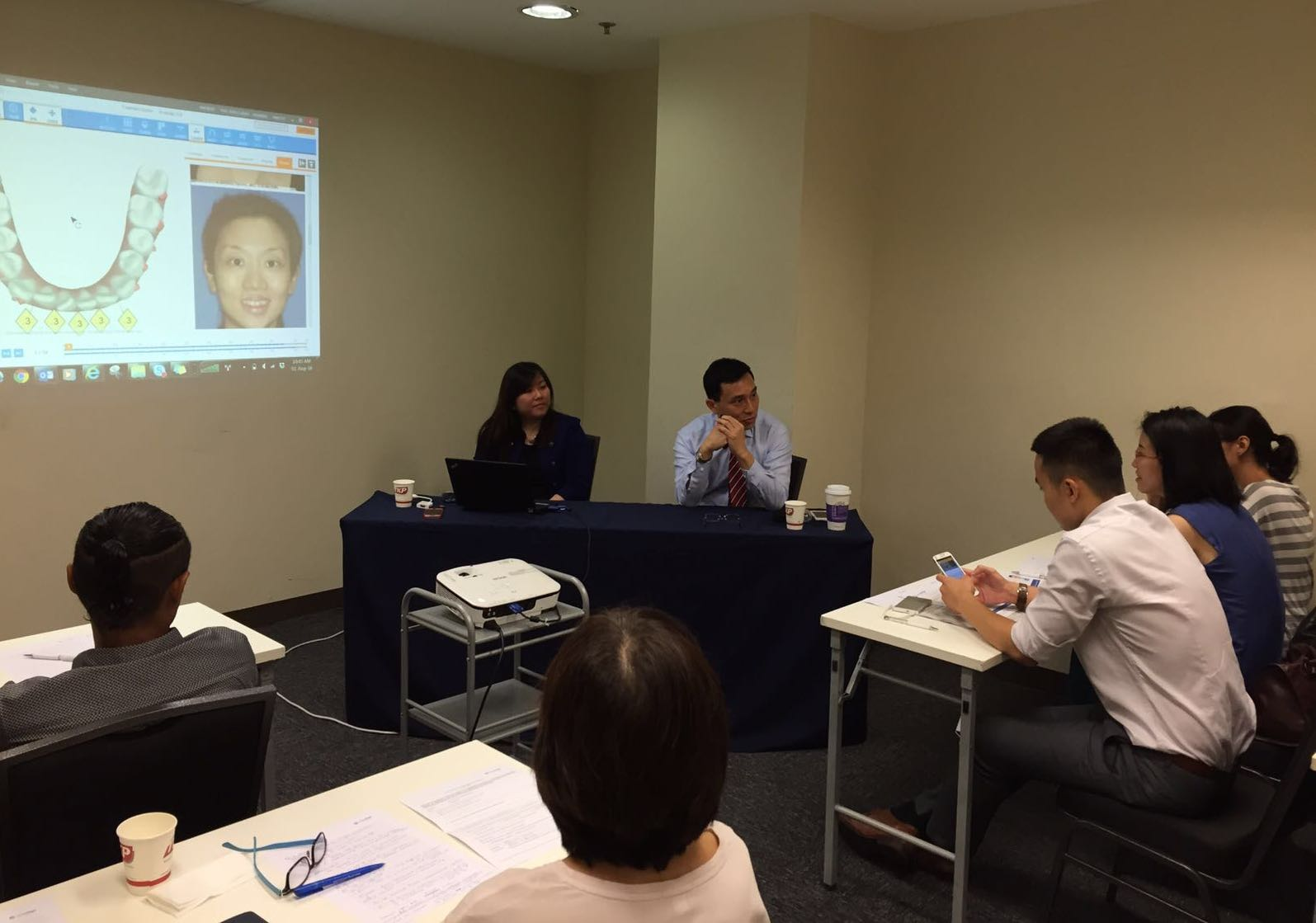 Affordable Braces Singapore - Singapore August Lecture 5