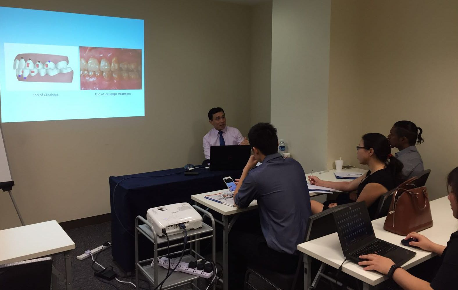 Affordable Braces Singapore - Singapore June Lecture 3