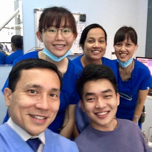 Affordable Braces Singapore - Chee Leong