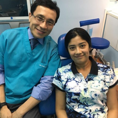 Affordable Braces Singapore - Patient Guna