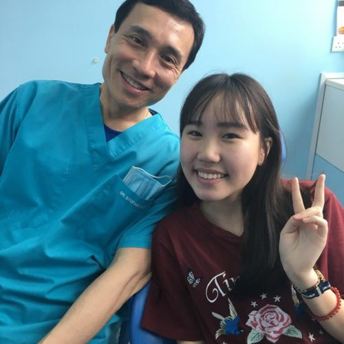 Affordable Braces Singapore - Patient Jolyn