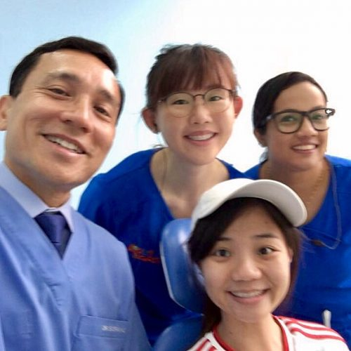 Affordable Braces Singapore - Patient Shiya