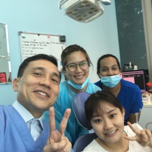 Affordable Braces Singapore - Patient Alison Teo