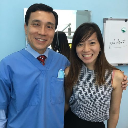 Affordable Braces Singapore - Patient Joey Chan