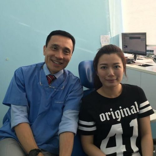 Affordable Braces Singapore - Patient  Cabelle
