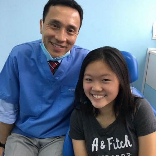 Affordable Braces Singapore - Patient Claudia