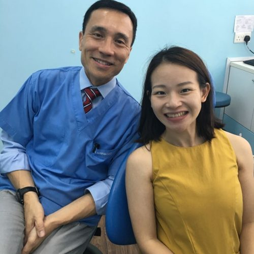 Affordable Braces Singapore - Patient Samantha
